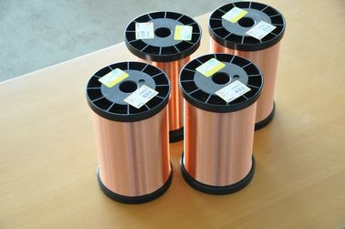 중국 양질 UEW 0.06mm Self Bonding Wire Hot Air Ultra Fine Enameled Copper Material For Winding on 판매