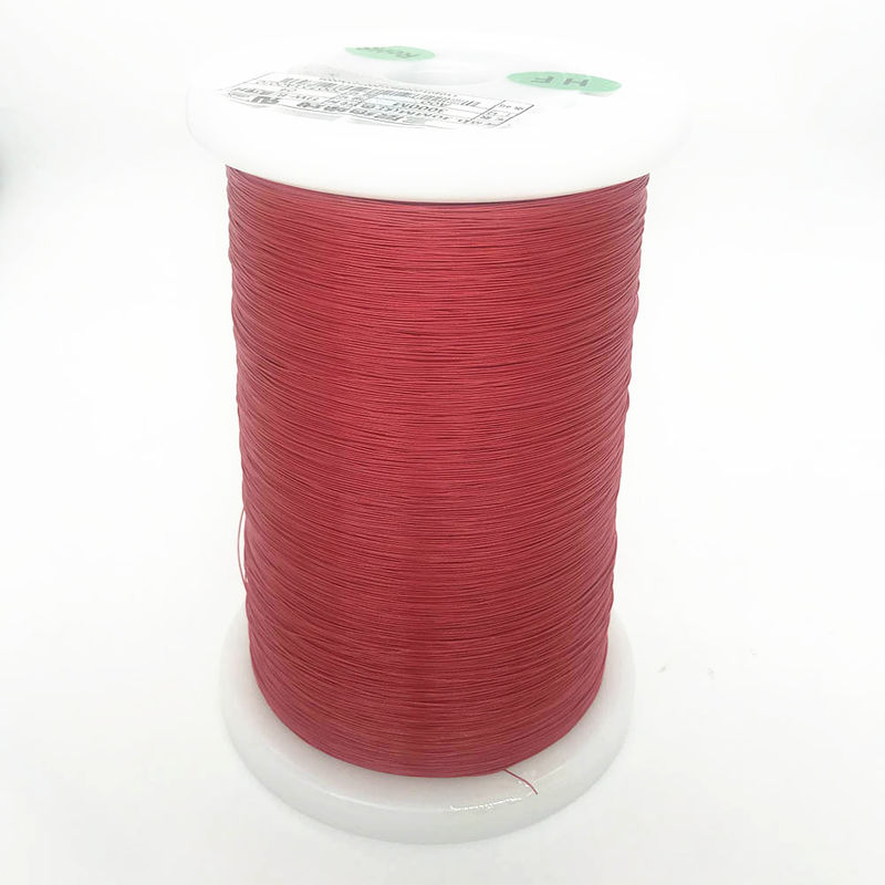 0.2mm TIW Wire Enameled Copper wire With UL System Certification Triple Insulated Wire